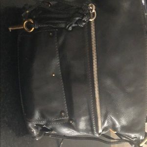 Chloe Bags - Chloe Leather Handbag with Lock and Key